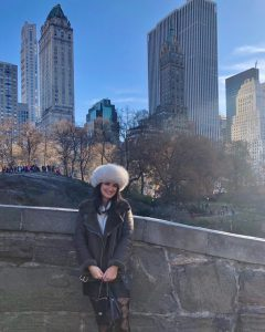 Das Wetter war toll für November und perfekt für Spaziergänge durch den Central Park.